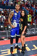 Curtis Jerrells<br /> Banco di Sardegna Dinamo Sassari - Umana Reyer Venezia<br /> Finale Zurich Connect Supercoppa LBA 2019<br /> Bari, 22/09/2019<br /> Foto L.Canu / Ciamillo-Castoria