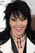 Joan Jett at The 2008 Songwriters Hall of Fame Awards Induction Ceremony held at The Marriott Marquis Hotel on June 19, 2008 ..The Songwriters Hall of Fame celebrates songwriters, educates the public with regard to their achievements, and produces a spectrum of professional programs devoted to the development of new songwriting talent through workshops, showcases and scholarships. The sonwriters Hall of Fame was founded in 1969 by songwriter Johnny Mercer and publishers Abe Olman and Howie Richardson