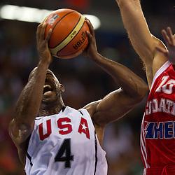 20100828: TUR, Basketball - 2010 FIBA World Championship, Group B, USA vs Croatia