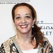 NLD/Amsterdam/20160206 - Premiere balletvorstelling Mata Hari, Ebru Umar