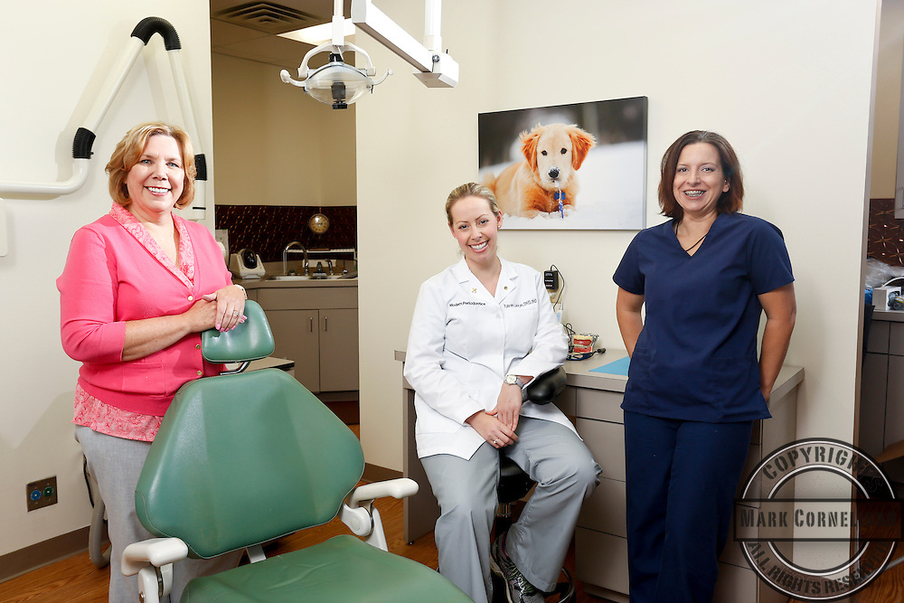 Offices of Modern Periodontics  on Tuesday August 12, 2014 in Lexington, KY. Photo by Mark Cornelison