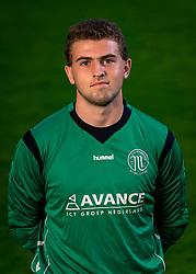 Portret of Gino van Luijn of VV Maarssen. Photoshoot of the selection 2020-2021, sat 1 of VV Maarssen on 16 June 2020, sports park Daalseweide in Maarssen.