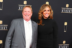 NFL Honors Red Carpet - 2 Feb 2019