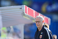Fotball , Privatlandskamp , <br /> 06.06.2018 , 20180606<br /> Norge - Panama<br /> Norges trener Lars Lagerbäck <br /> Foto: Sjur Stølen / Digitalsport