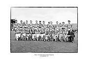 Kerry, All Ireland Football Champions at Croke Park<br /> <br /> 25th September 1955