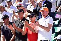 Boris BECKER - 03.06.2015 - Jour 11 - Roland Garros 2015 <br />Photo : Dave Winter / Icon Sport
