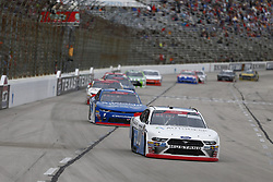 November 3, 2018 - Ft. Worth, Texas, United States of America - Cole Custer (00) battles for position during the O'Reilly Auto Parts Challenge at Texas Motor Speedway in Ft. Worth, Texas. (Credit Image: © Justin R. Noe Asp Inc/ASP via ZUMA Wire)