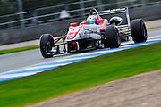 2012 British F3 International Series.Donington Park, Leicestershire, UK.27th - 30th September 2012.Felix Serralles, Fortec Motorsport..World Copyright: Jamey Price/LAT Photographic.ref: Digital Image Donington_F3-18286