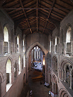 Hexham Abbey, Northumberland