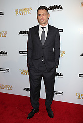 James Franco, In Dubious Battle, film premiere, Arclight Hollywood Cinemas (Hollywood, California)