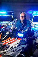 pk met inspecteur Yann Cools van de wegpolitie-foto joren de weerdt