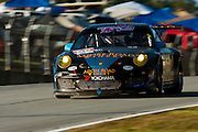 Emmanuel Collard, Manuel Gutierrez and Mike Hedlund, TRG (GTC) Porsche 911 GT3 Cup, Petit Le Mans. Oct 18-20, 2012. © Jamey Price