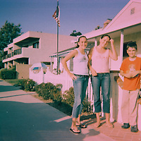 1. When was this photo taken?<br /> <br /> 2004<br /> <br /> 2. Where was this photo taken?<br /> <br /> Seal beach, ca<br /> <br /> 3. Who took this photo?<br /> <br /> My wife<br /> <br /> 4. What are we looking at here?<br /> <br /> 4 cousins.<br /> <br /> 5. How does this old photo make you feel?<br /> <br /> Doesn't Make me feel old at all<br /> <br /> 6. Is this what you expected to see?<br /> <br /> Nope.<br /> <br /> 7. What kind of memories does this photo bring back?<br /> <br /> The innocence of childhood.<br /> <br /> 8. How do you think others will respond to this photo?<br /> <br /> Nostalgia.