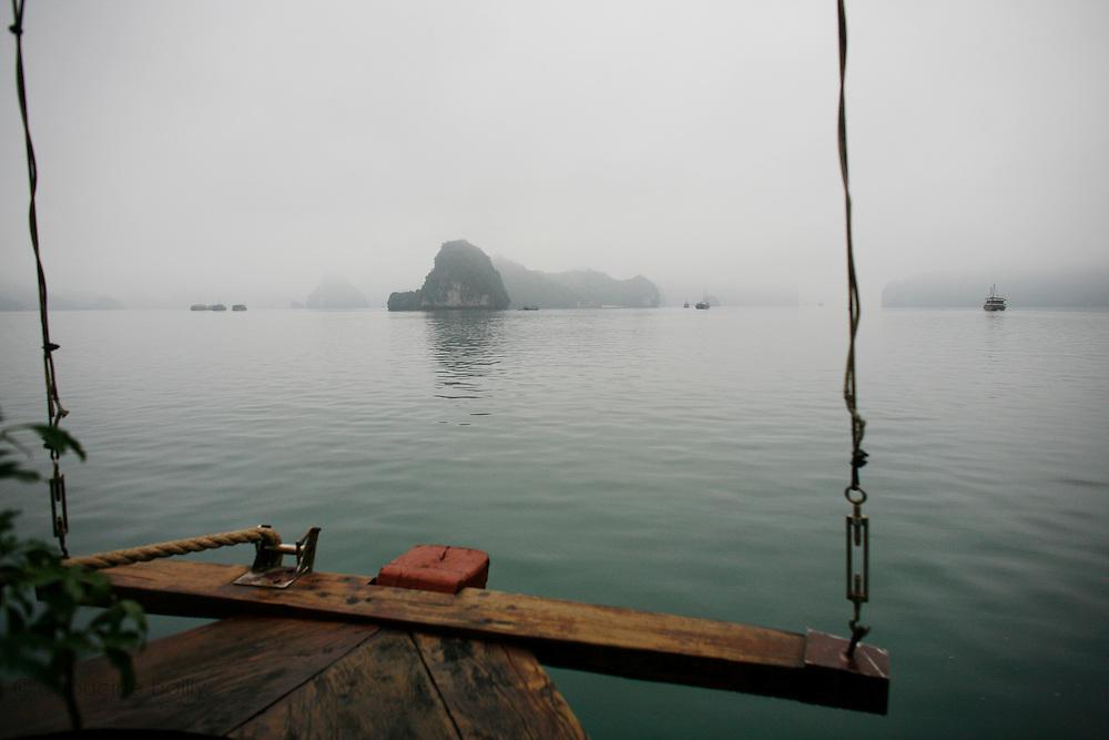 Ha Long Bay, Vietnam. March 12th 2007