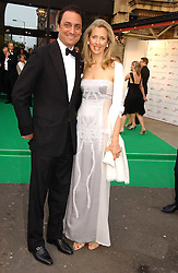 COUNT & COUNTESS ALLESANDRO GUERRINI-MARALDI at the NSPCC's Dream Auction held at The Royal Albert Hall, London on 9th May 2006.<br /><br />NON EXCLUSIVE - WORLD RIGHTS