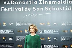 September 21, 2016 - San Sebastian, Euskadi, Spain - Sigourney Weaver attend 'A Monster Call' premiere at the Kursaal Palace during 64th San Sebastian International Film Festival on September 21, 2016 in San Sebastian, Spain. (Credit Image: © Jack Abuin via ZUMA Wire)