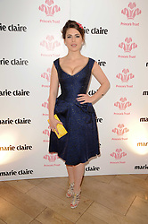 HAYLEY ATWELL at a party to promote Marie Claire magazine Inspire & Mentor Campaign held at The Loft, The Ivy Club, West Street, London on 30th March 2010.