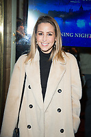 Rachel Stevens at the Les Miserables Gala Press Night at the Sondheim Theatre in London's West End.