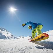 Oberalp-Sedrun, Switzerland