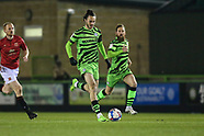 Forest Green Rovers v Morecambe 090321