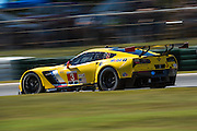 September 29, 2016: IMSA Petit Le Mans, #3 Mike Rockenfeller, Antonio Garcia, Jan Magnussen, Corvette Racing, Corvette C7 GTLM