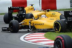 2016 Formula 1 Races