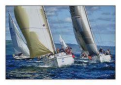 Brewin Dolphin Scottish Series 2012, Tarbert Loch Fyne - Yachting - Day 3 ..3841C, Ubiquity, Henry Reid, Fairlie Yacht Club, Moody 36