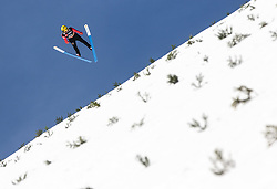 Dmitriy Vassiliev (RUS) during the Qualification round of the Ski Flying Hill Individual Competition at Day 1 of FIS Ski Jumping World Cup Final 2019, on March 21, 2019 in Planica, Slovenia. Photo by Matic Ritonja / Sportida