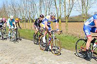 Declercq Tim -  Topsport Vlaanderen Baloise - 31.03.2015 - Trois jours de La Panne - Etape 01 - De Panne / Zottegem <br /> Photo : Sirotti / Icon Sport<br /> <br />   *** Local Caption ***
