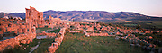 MOROCCO, ROMAN, VOLUBILIS Roman City, 1st-3c.AD; Caracalla's Arch