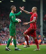 Liverpool v Manchester United 220315