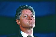 President William Jefferson Clinton in 1996.<br />Photo by Dennis Brack