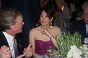 PRINCESS TAMARA CZARTORYSKI-BORBON; The Cartier Chelsea Flower show dinner. Hurlingham club, London. 20 May 2013.