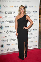 Cici Coleman on the red carpet for the Lifestyle Awards 2021, at the Landmark Hotel Marylebone, London.