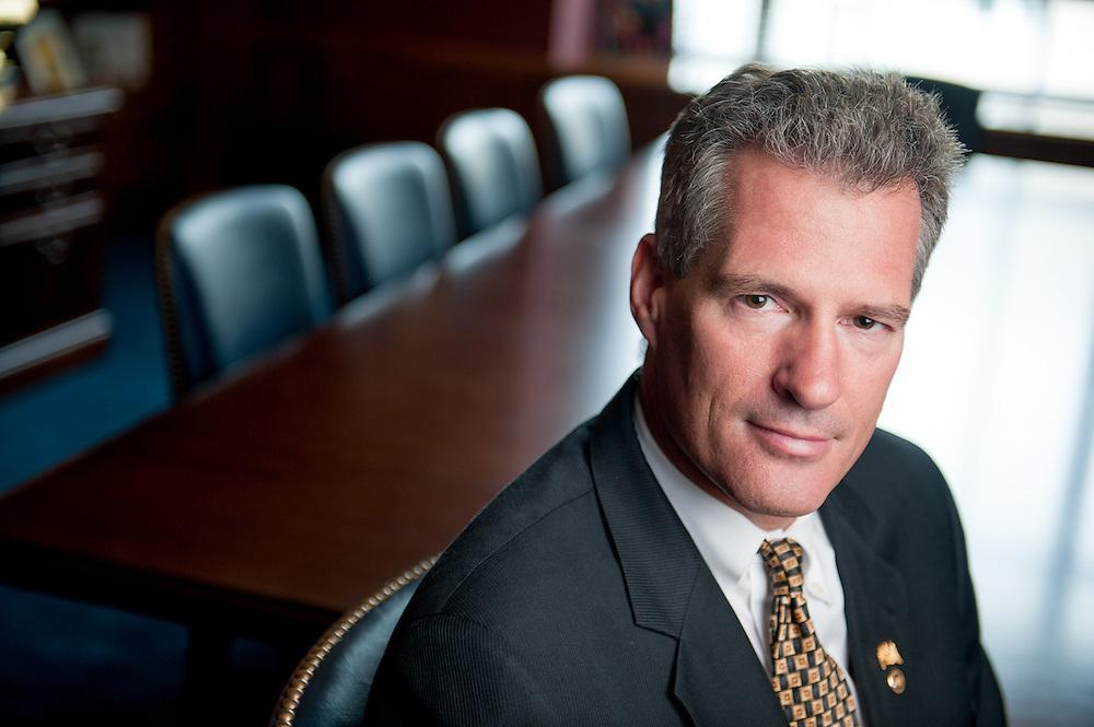 Senator Scott Brown, Washington DC editorial photography. Washington Corporate Photography Photographed by editorial photographer James Kegley