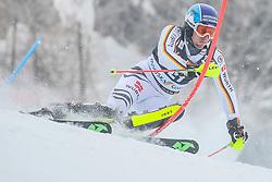 Fritz Dopfer (GER) during 1st run of Men's Slalom race of FIS Alpine Ski World Cup 57th Vitranc Cup 2018, on March 4, 2018 in Kranjska Gora, Slovenia. Photo by Ziga Zupan / Sportida