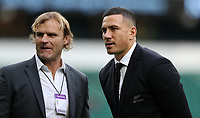 Rugby Union - 2017 Autumn Internationals - New Zealand vs. Barbarians<br /> <br /> Sonny Bill Williams of The All Blacks at Twickenham.<br /> <br /> COLORSPORT/LYNNE CAMERON