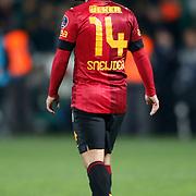 Galatasaray's Wesley Sneijder during their Turkish soccer super league match Bursaspor between Galatasaray at the Ataturk Stadium in Bursa Turkey on Saturday, 02 February 2013. Photo by Aykut AKICI/TURKPIX