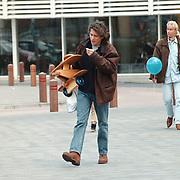 Linda de Mol bevallen van zoon Julian, Sander Vahle