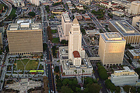 Los Angeles City Hall & Union Station