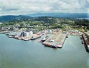 """Ackroyd C06146-1 """"Port of Astoria. August 22, 1984"""""""