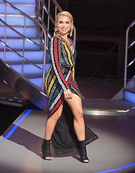 Gabby Allen is CBB Final Celebrity Big Brother at Elstree Studios in Borehamwood on 10 September 2018.<br /><br />10 September 2018.<br /><br />Please byline: Vantagenews.com