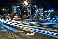 Main Street & Bellevue Skyline