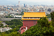 The Grand Hotel is a Taipei icon with the present structure dating from 1973. The hotel was intended to play host the foreign dignitaries and has received presidents, ambassadors and royalty.