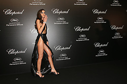 May 18, 2019 - Cannes, France - Izabel Goulart. ''Love'' party Chopard in Cannes 2019.. Pictures: Laurent Guerin / EliotPress Set ID: 600942....239424 2019-05-17  Cannes France. (Credit Image: © Laurent Guerin/Starface via ZUMA Press)