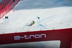 KRANJEC Zan of Slovenia competes during the Audi FIS Alpine Ski World Cup Men's Giant Slalom 58th Vitranc Cup 2019 on March 9, 2019 in Podkoren, Kranjska Gora, Slovenia. Photo by Peter Podobnik / Sportida