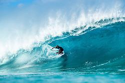 December 16, 2018 - Pupukea, Hawaii, U.S. - 11x World Champion Kelly Slater (USA) advances to Round 3 of the 2018 Billabong Pipe Masters after winning Heat 6 of Round 2. (Credit Image: © Kelly Cestari/WSL via ZUMA Wire)