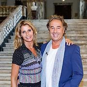 NLD/Amsterdam/20150821 - opname Life is Beautiful, Bart Bosch en partner