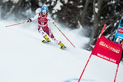 Katharina Truppe (AUT) during the Ladies' Giant Slalom at 57th Golden Fox event at Audi FIS Ski World Cup 2020/21, on January 16, 2021 in Podkoren, Kranjska Gora, Slovenia. Photo by Vid Ponikvar