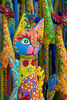 Indonesie, Bali, Artisanat à Ubud, Boite à offrande // Indonesia, Bali, Handicraft at Ubud, Offering box.